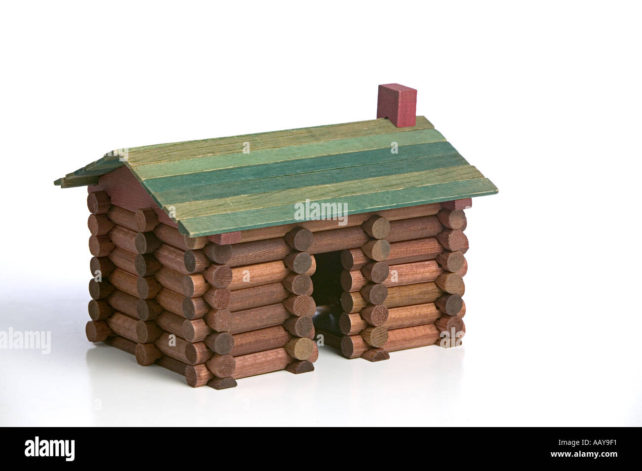 lincoln log homes instructions