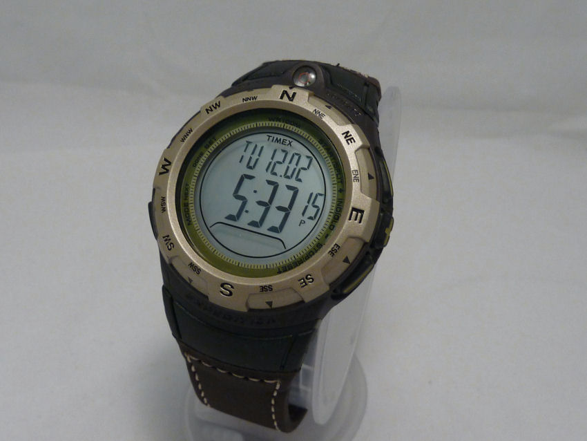 timex expedition digital compass instructions