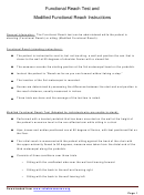Functional capacity evaluation form pdf