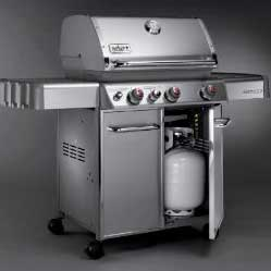 weber genesis s 330 assembly instructions