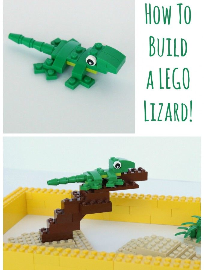 easy lego instructions for kids