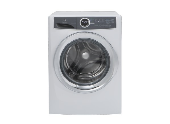 Electrolux front load washer leveling guide