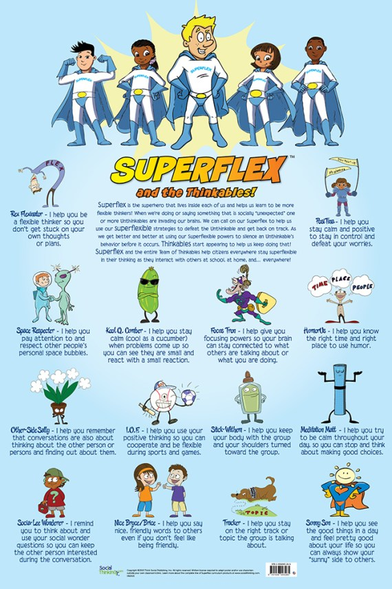 Superflex and the unthinkables pdf