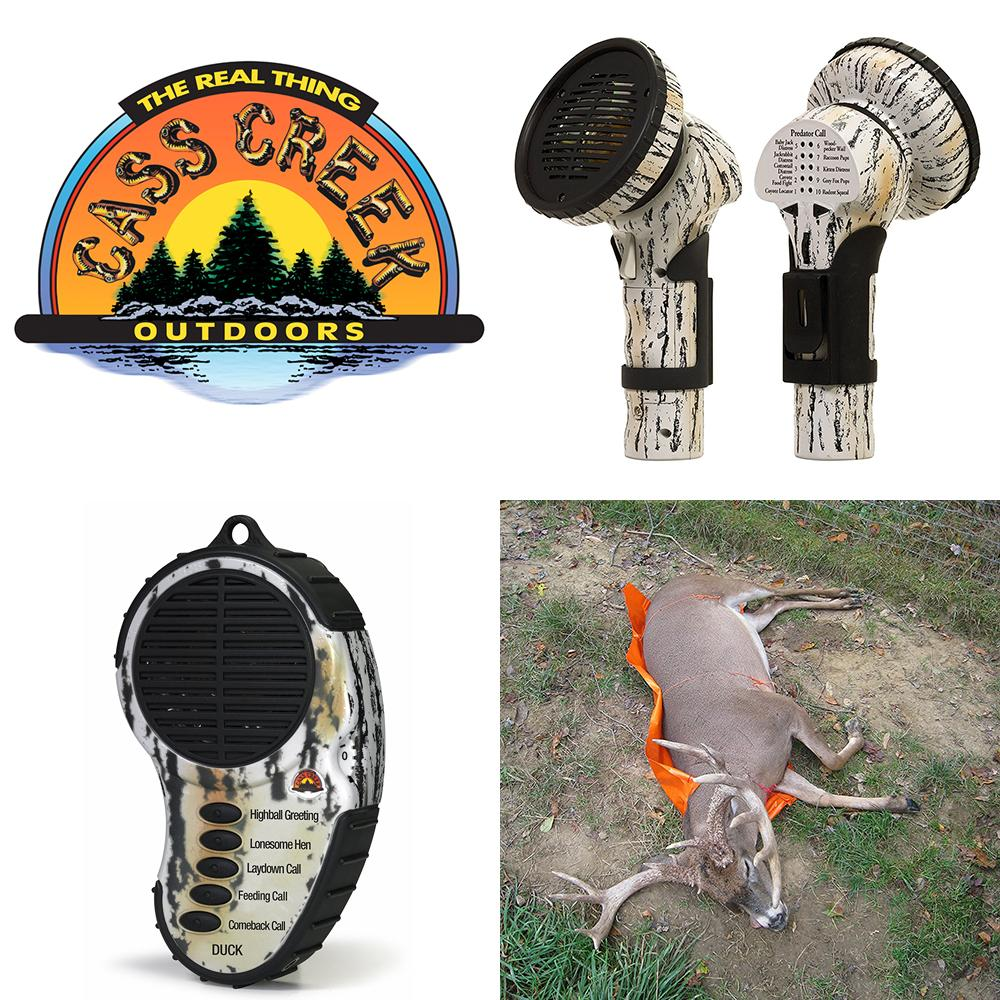 cass creek predator call instructions