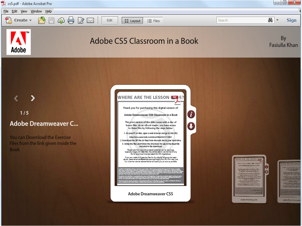 Adobe photoshop cs5 classroom in a book pdf