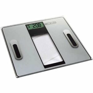 body fat hydration monitor scale instructions ef972