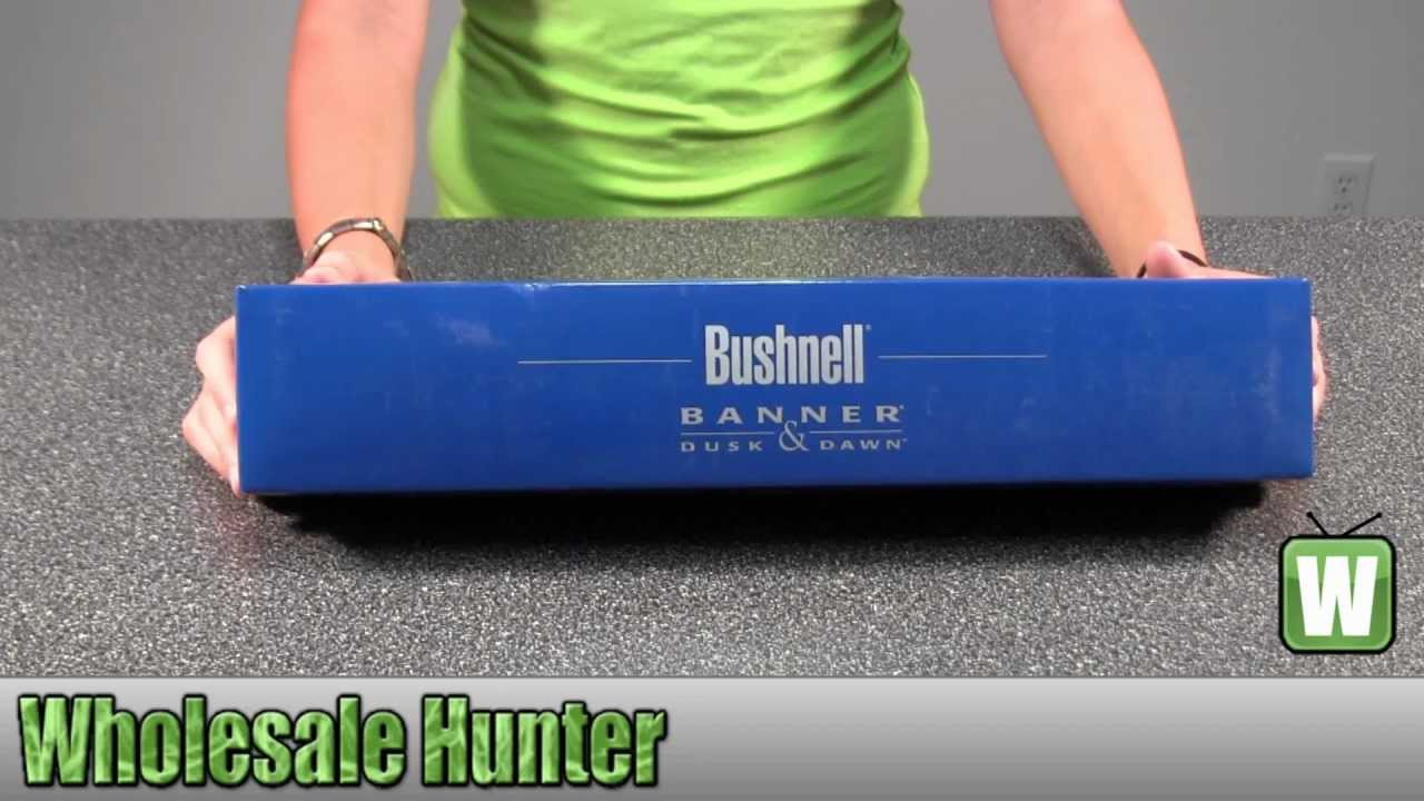 bushnell banner 4 16x40 owners manual