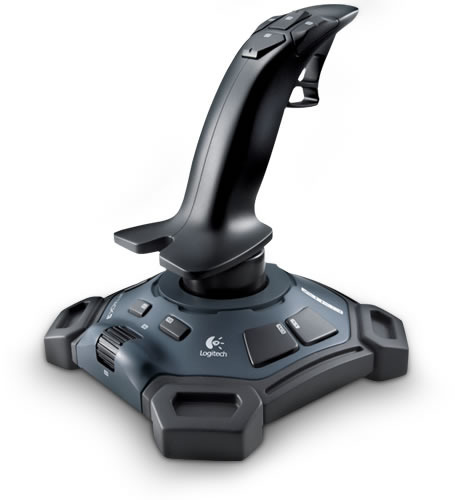 logitech attack 3 joystick manual