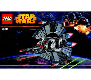instructions for lego sets 5002122 and 75044