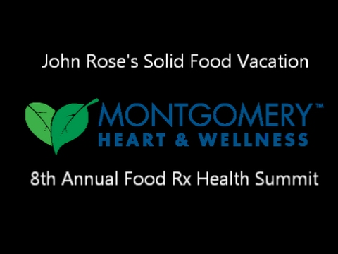 John rose solid food vacation guide