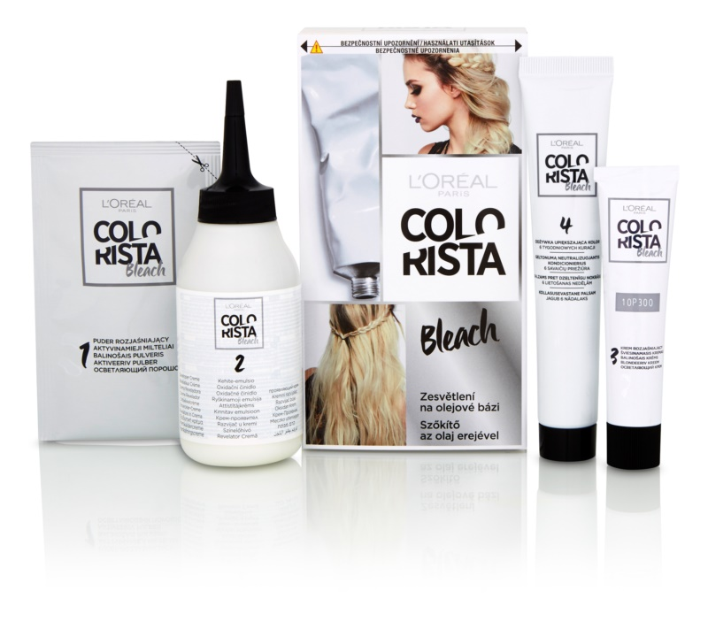 loreal color remover instructions