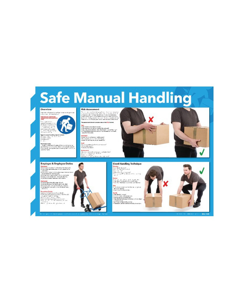 manual handling safety instructions