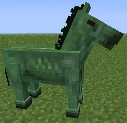 Mo creatures 1.7 10 how to get a cow horse