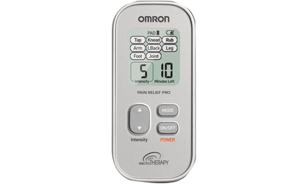 omron pain relief pro manual