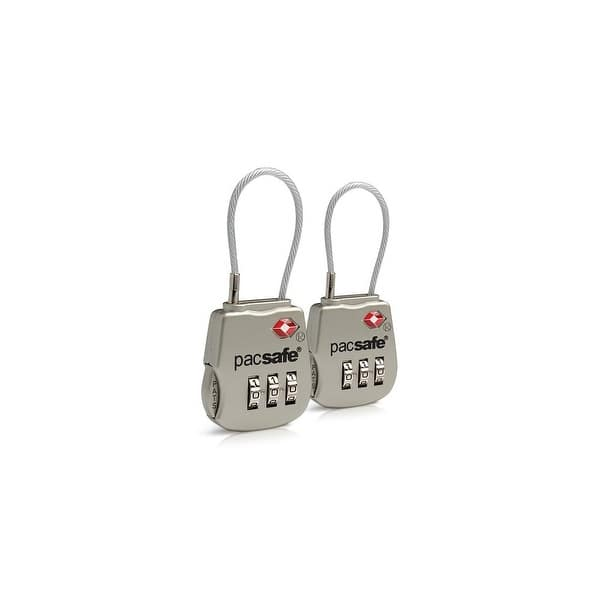 Pacsafe cable lock instructions