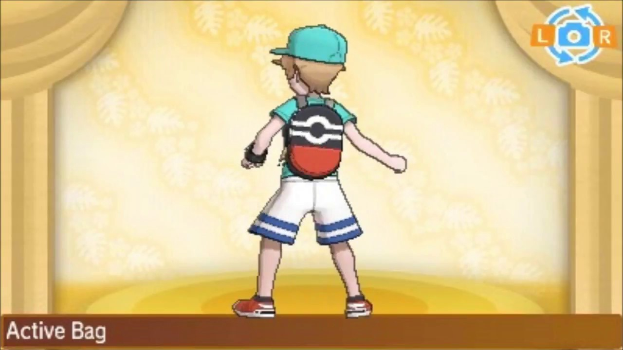 Pokemon ultra sun trial guide outfit