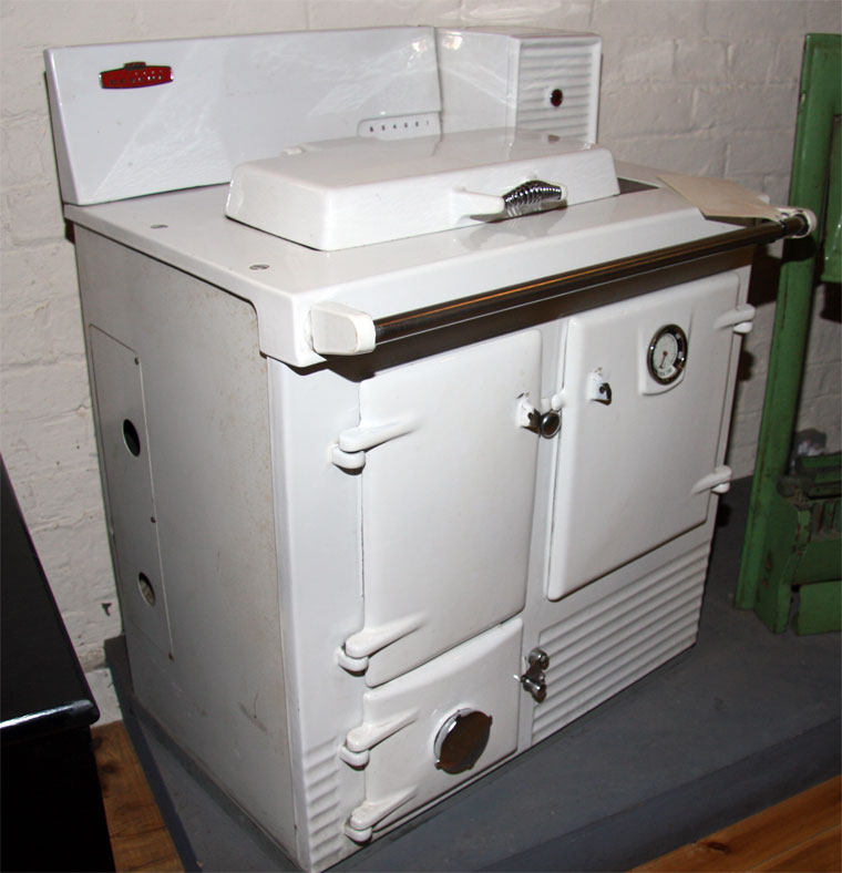 rayburn solid fuel cooker manual
