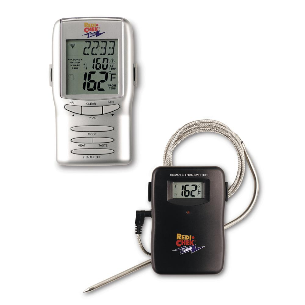 Redi chek remote thermometer instructions et 733