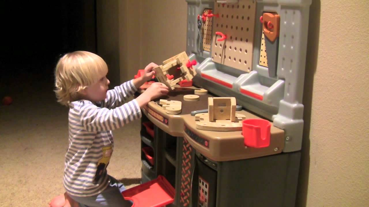 The home depot big builders workshop playset instructions