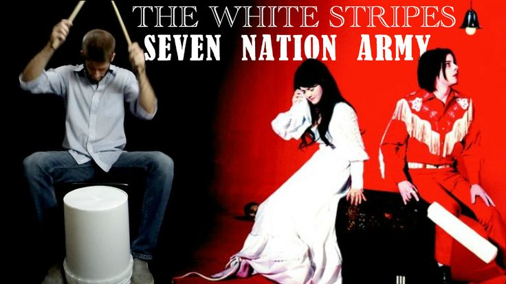 White stripes seven nation army how to play